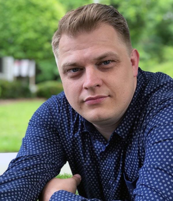 Freelance Web Designer Tony Shaw